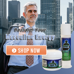 Andropause Cream - Natural Progesterone for Men